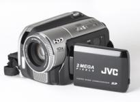 JVC Everio GZ-MG70
