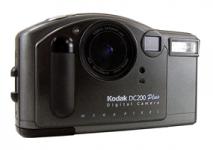 Kodak EasyShare DC200 Plus