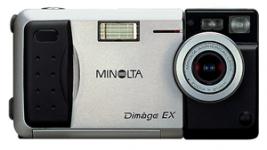 Konica Minolta DiMAGE EX ZOOM 1500