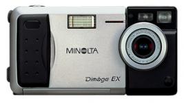 Konica Minolta DiMAGE EX WIDE 1500