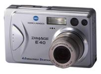 Konica Minolta DiMAGE E40