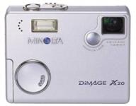 Konica Minolta DiMAGE X20