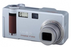 Konica Minolta DiMAGE F200