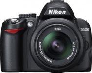 Nikon Digital SLR D3000