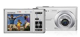 Olympus FE-20 Camera