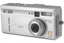 Panasonic Lumix DMC-F7