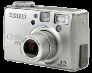Pentax Optio 430