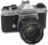 Pentax K-m Digital SLR