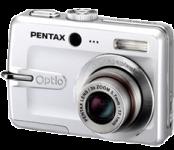 Pentax Optio E25