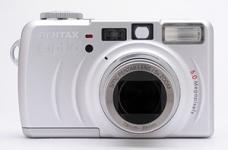 Pentax Optio 555