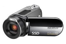 Samsung Camcorder Memory