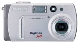 Samsung Digimax 360