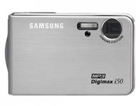 Samsung Digimax i50 MP3