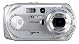Samsung Digimax A5