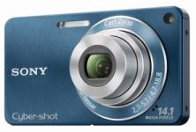 Sony Cyber-shot DSC-W350/B