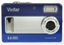 Vivitar ViviCam 5188