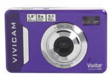 Vivitar ViviCam 5020