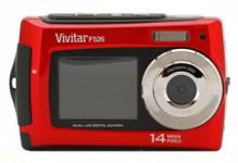 Vivitar ViviCam F526