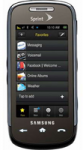Samsung M850 Instinct HD