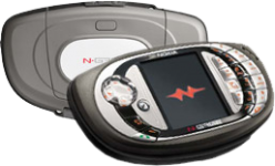 Nokia N-Gage QD Game Deck