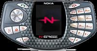 Nokia N-Gage Game Deck
