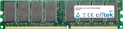 DDR SDRAM 184Pin