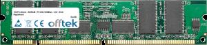 168 Pin Dimm - SDRAM - PC100 (100Mhz) - 3.3V - ECC Registered 1GB Module