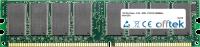 184 Pin Dimm - 2.5V - DDR - PC2100 (266Mhz) - Non-ECC 128MB Module