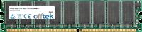 184 Pin Dimm - 2.5V - DDR - PC2100 (266Mhz) - Unbuffered ECC 256MB Module