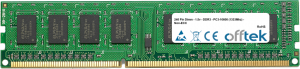 240 Pin Dimm - 1.5v - DDR3 - PC3-10600 (1333Mhz) - Non-ECC 2GB Module