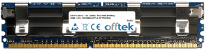 240 Pin Dimm - 1.8v - DDR2 - PC2-5300 (667Mhz) (AMB 1.5V) - FB-DIMM (APPLE APPROVED) 2GB Module