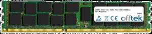 240 Pin Dimm - 1.5v - DDR3 - PC3-12800 (1600Mhz) - ECC Registered 16GB Module
