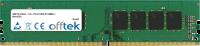 288 Pin Dimm - DDR4 - PC4-17000 (2133Mhz) - Non-ECC 4GB Module
