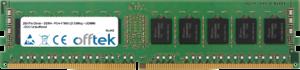 288 Pin Dimm - DDR4 - PC4-17000 (2133Mhz) - UDIMM - ECC Unbuffered 16GB Module