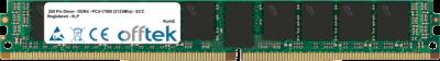 288 Pin Dimm - DDR4 - PC4-17000 (2133Mhz) - ECC Registered - VLP 32GB Module