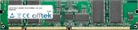 168 Pin Dimm - SDRAM - PC100 (100Mhz) - 3.3V - ECC Registered 256MB Module