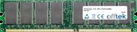 184 Pin Dimm - 2.5V - DDR - PC2700 (333Mhz) - Non-ECC 256MB Module
