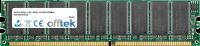 184 Pin Dimm - 2.5V - DDR - PC2700 (333Mhz) - Unbuffered ECC 512MB Module