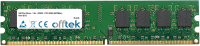 240 Pin Dimm - 1.8v - DDR2 - PC2-5300 (667Mhz) -  Non-ECC 512MB Module