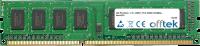 240 Pin Dimm - 1.5v - DDR3 - PC3-10600 (1333Mhz) - Non-ECC 2GB Module