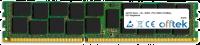 240 Pin Dimm - 1.5v - DDR3 - PC3-10600 (1333Mhz) - ECC Registered 4GB Module