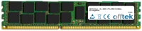 240 Pin Dimm - 1.5v - DDR3 - PC3-10600 (1333Mhz) - ECC Registered 16GB Module