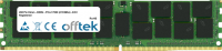 288 Pin Dimm - DDR4 - PC4-17000 (2133Mhz) - ECC Registered 16GB Module