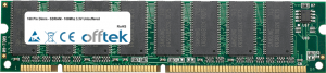 168 Pin Dimm - SDRAM - 100Mhz 3.3V Unbuffered 128MB Module