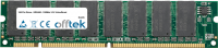 168 Pin Dimm - SDRAM - 100Mhz 3.3V Unbuffered 512MB Module
