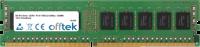 288 Pin Dimm - DDR4 - PC4-17000 (2133Mhz) - UDIMM - ECC Unbuffered 8GB Module