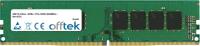 288 Pin Dimm - DDR4 - PC4-19200 (2400Mhz) - Non-ECC 16GB Module