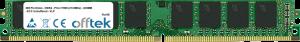 288 Pin Dimm - DDR4 - PC4-17000 (2133Mhz) - UDIMM - ECC Unbuffered - VLP 16GB Module
