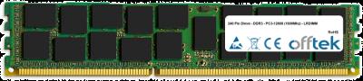 240 Pin Dimm - DDR3 - PC3-12800 (1600Mhz) - LRDIMM 32GB Module