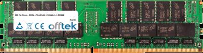 288 Pin Dimm - DDR4 - PC4-23400 (2933Mhz) - LRDIMM 64GB Module